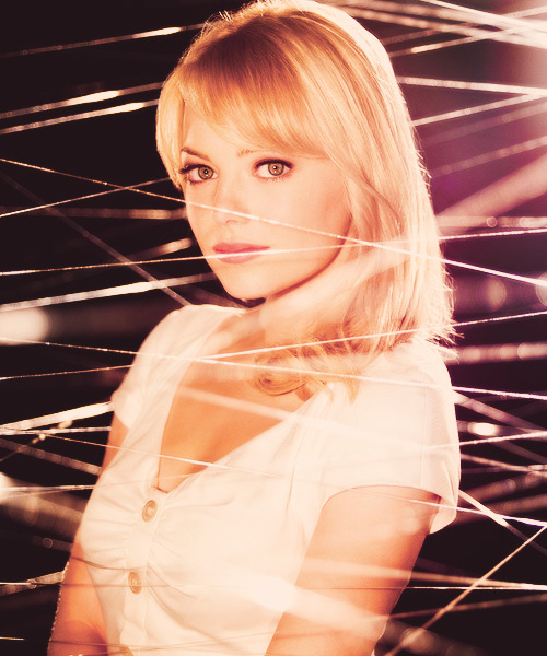 "Emma Stone | ""The Amazing Spider-Man"" Promotional Photoshoot (2012)"