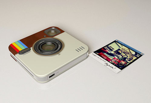 nevver:  Instagram Socialmatic Camera