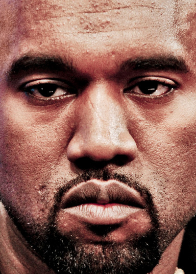 celebritycloseup:  kanye west