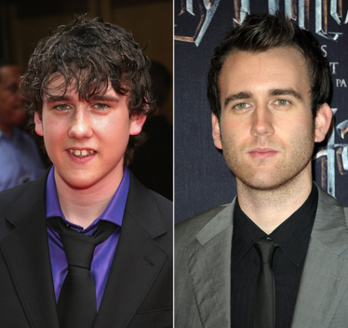 then-n-now:  Matthew Lewis