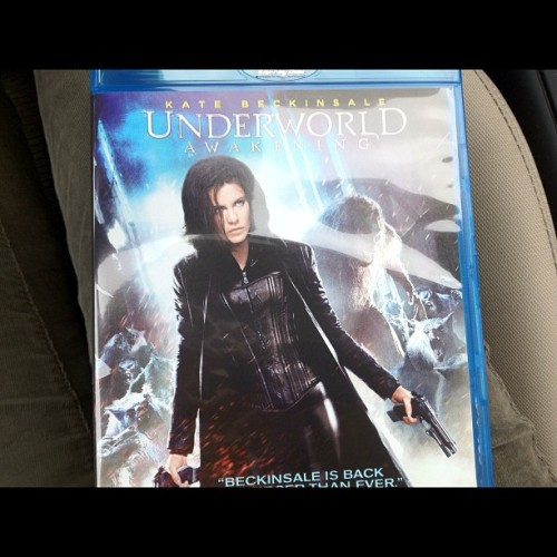 Watching this tonight!!! (Taken with instagram)