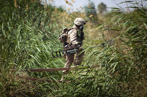 militaryheroes:  U.S. Marine Corps photo by Cpl. Reece Lodder