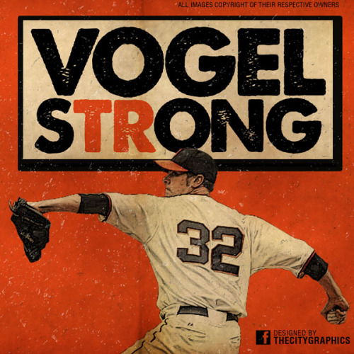 giantslady4life:  From The City Graphics: WE WILL BE VOGELSTRONG TONIGHT!!! #BEATLA # BEATLA #BEATLA!!!