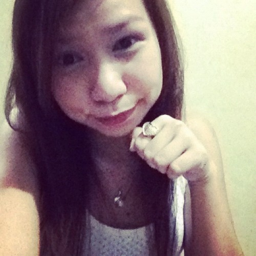 Off to yanyan's house ;) 💛 HH muna 🙏 (Taken with instagram)