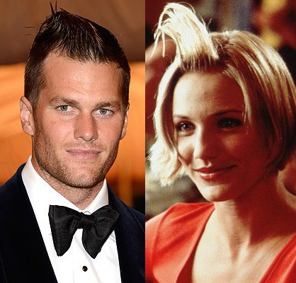 Tom Brady is trolling you with his hair.