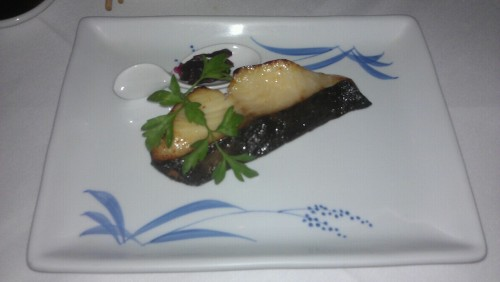 금요일 R23 miso black cod my absolute fave