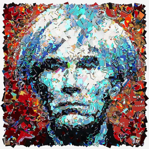Andy Warhol by qthomasbower on Flickr.