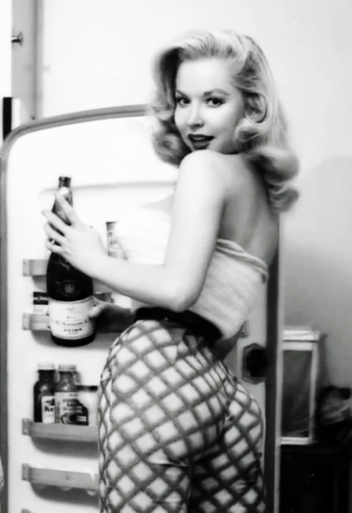 Betty Brosmer c. 1950's