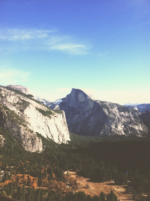 Missing the serenity of Yosemite