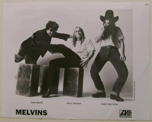 Major-label Melvins