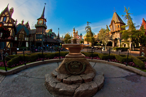Fantasyland Village on Flickr.