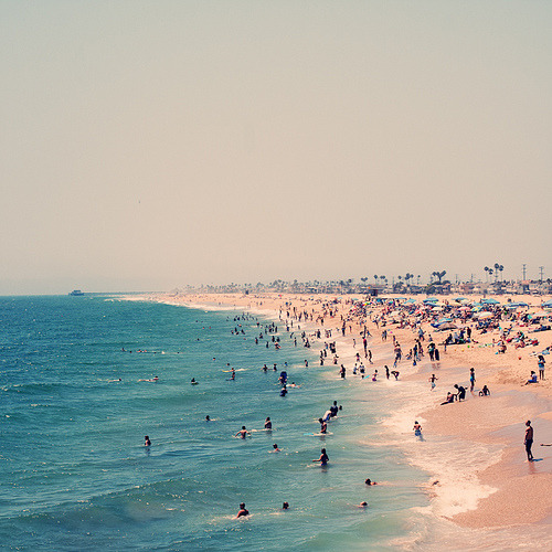 thiscitycalledearth:  by Paul Ocatavius, Newport Beach, CA.