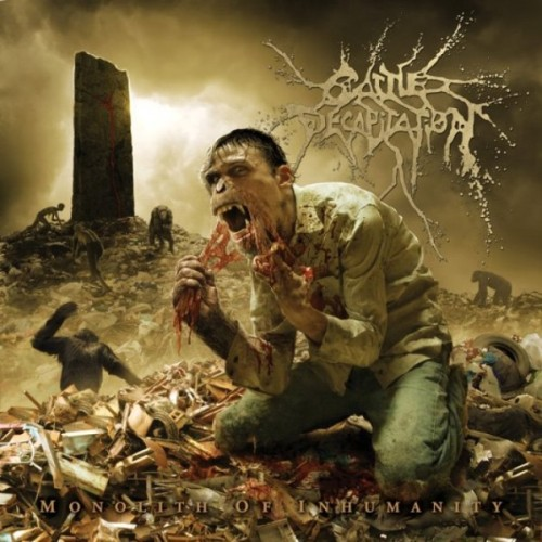 "Cattle Decapitation's monolith of a new record, ""Monolith of Humanity"", drops today. Enter here to win your copy of the gruesome release by these grindcore legends."