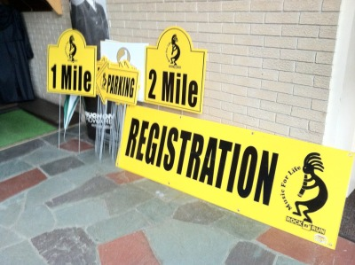 Howdy Rock n' Runners! Our 2012 event is only a couple of days away…and look what just came in! - During Saturday's 5K road race, keep an out for our Kokopelli signs to direct your way! I'll be leaking some more info about the upcoming event over the next couple of days…stay tuned! J-Mac