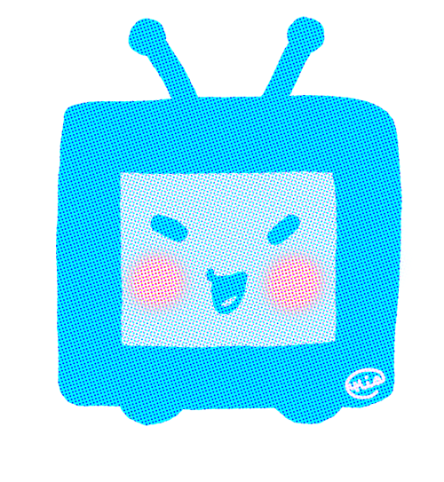 i really love nam june paik's work. so i'm starting to draw cute little tvs even more.
