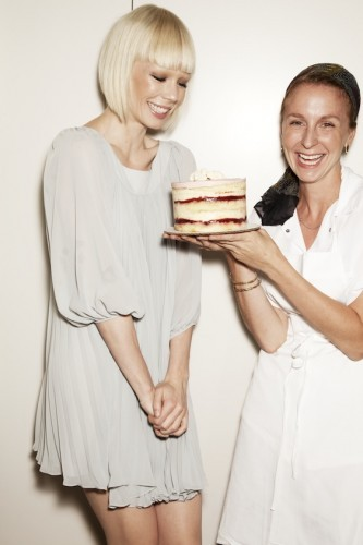 erinfetherston:  Congratulations to one of our favorites - Christina Tosi of Momofuku Milk Bakery - for winning the James Beard Rising Star Chef Award! xo