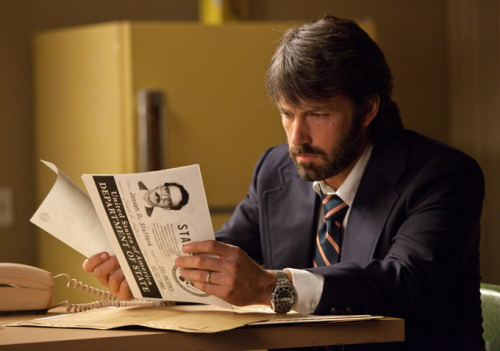 "Argo / I love this latest film directed by Ben Affleck already. I'm not one that is too into political films but this story really intrigues me. Part suspense drama, part comedy, the film focuses on the true events of the ""Canadian caper"". During the 1979 Iranian hostage crises, a joint covert rescue by the Canadian government and the US CIA was conducted to retrieve six U.S. diplomats held hostage at their embassy in Iran. A CIA agent concocted a plan to convince Iran that the hostages were apart of a film crew sent there to film a sci-fi film called Argo. Sounds funny but its all so true. I think we are in for some great acting, a great story, and some great 70s fashion with this one. Watch the trailer for this film which also stars Kyle Chandlar, Bryan Cranston, John Goodman, and Chris Messina:"