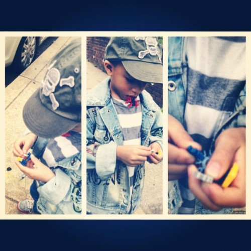 #XtraPhotos #brandboy #Toys #denim (Taken with instagram)
