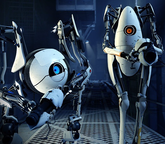 gamefreaksnz:  Portal 2 map editor now live, sales top 4 million  Valve has announced that its free Portal 2 update — Perpetual Testing Initiative — is now available on Steam