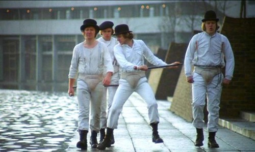 A Clockwork Orange. Can't see it too many times