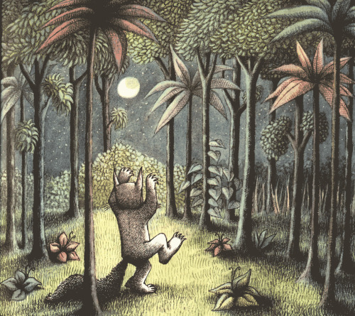 """There must be more to life than having everything."" Maurice Sendak"