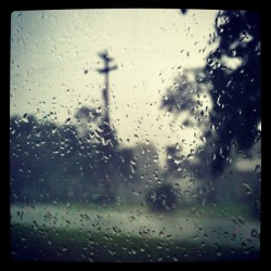 Rainy Days  #Snapseed #rain #window #spring #sunday #rainy #nature #home #life #weather #outside #igaddict #igdaily #all_shots #gang_family #jj #jj_forum (Taken with instagram)