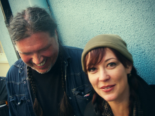 Richard Buckner & Amanda Shires on Flickr.