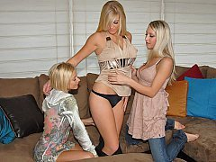 Three Blonde Stylish Lesbians Long quality porn video. Link: http://porn-mix.com/t/?id=1694