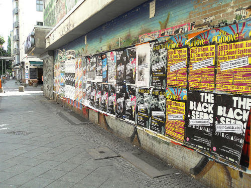 "Street art Berlin "" Event Cancelled "" on Flickr."
