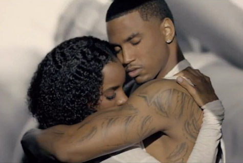 Trey songs: Kelly Rowland