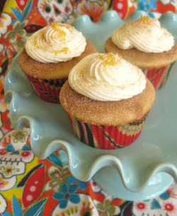 Churro Cupcakes click image for recipe