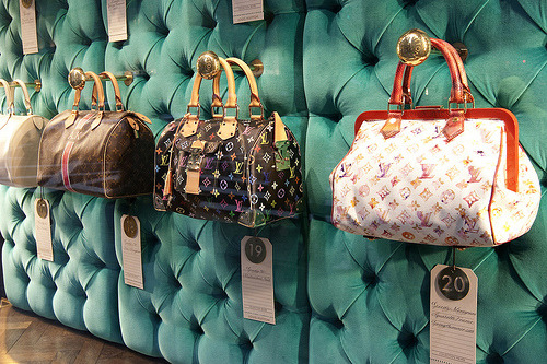 allabouttori:  Louis Vuitton NYC Boutique Store (1) (by wuyeah)