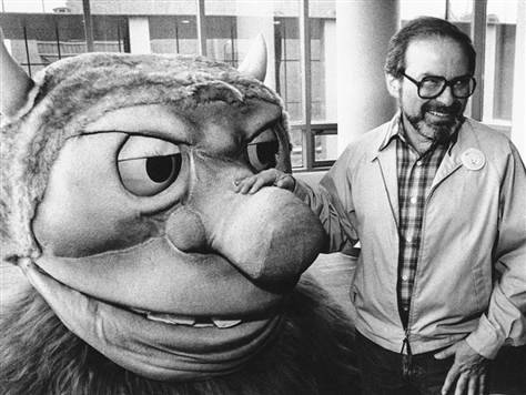 """I refuse to lie to children.""  - Maurice Sendak (1928 -2012)"