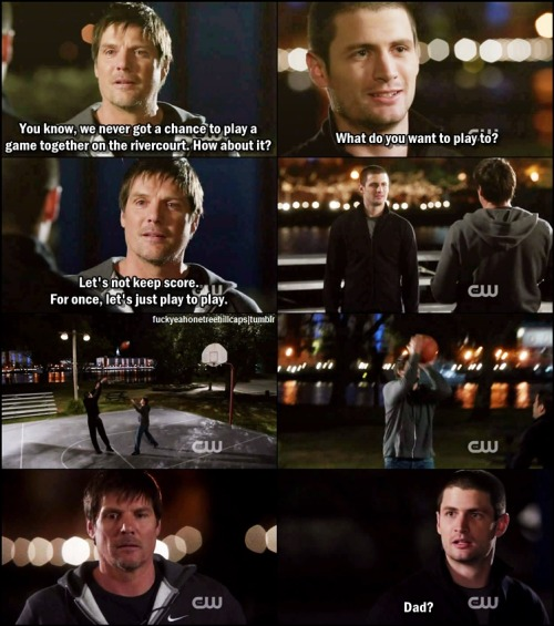 One Tree Hill 9x11 Danny Boy