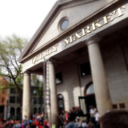 #quincymarket #Boston #faneuilhall  (Taken with Instagram at Boston, MA)