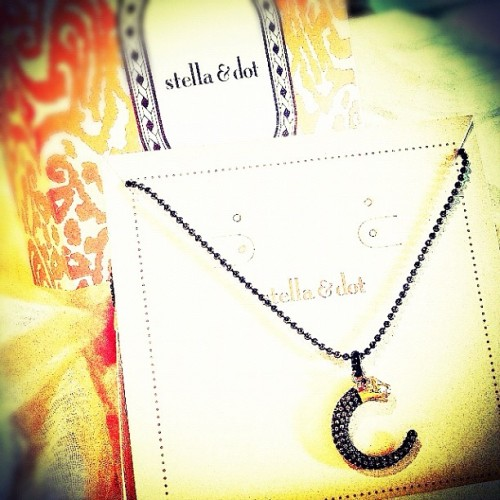 Panther Pendant #necklace  (Taken with instagram)