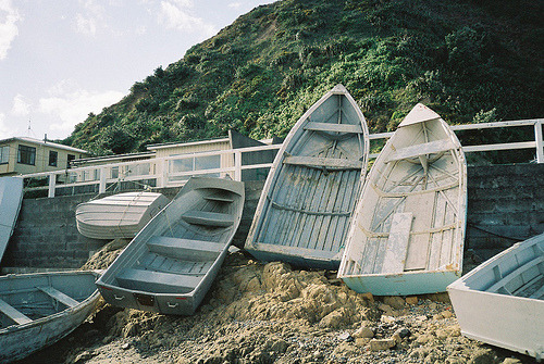 sunst0ne:  boats1 (by modern kōgaku)