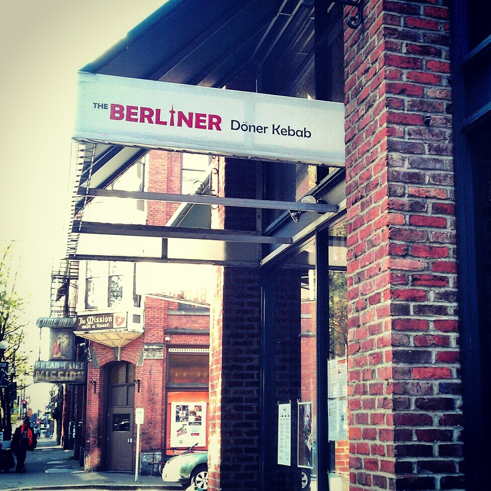 Berliner Döner Kebab , Seattle WA