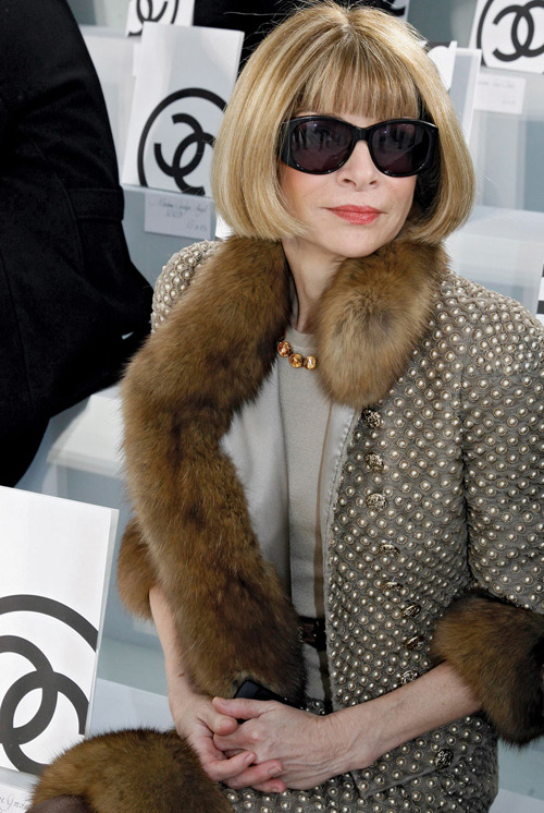 d-igitalnatives:  Anna Wintour: what a babe fashion&follows back <3