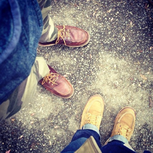 Photo by @redwingheritage