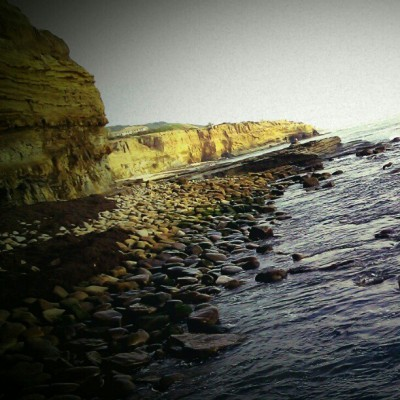 Cali Livin for 7yrs, 1st visit to theCliffs<3 (Taken with instagram)