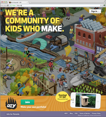 @diy brings the maker movement to kids! This looks fantastic and we can't wait to play around with it!