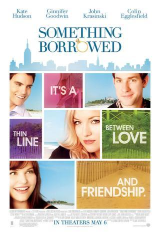I am watching Something Borrowed                                      Check-in to               Something Borrowed on GetGlue.com