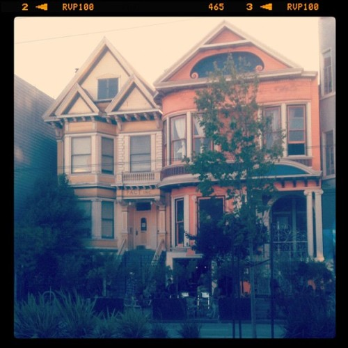 San Fran. (Taken with instagram)
