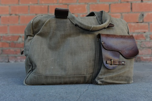 Red Wing Denim Bag made in Japan - REDWING1905