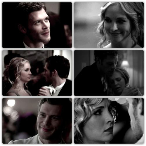 #klaroline!  The perfect couple xo