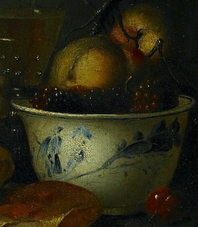 Harmen van Steenwijck Still Life, detail 17th century