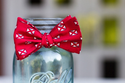 New Alabama bow ties from Volunteer Traditions.