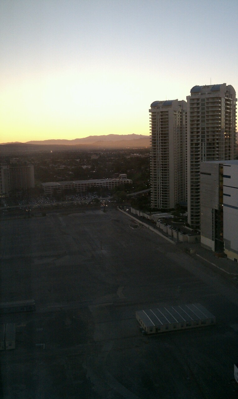 5:23am Las Vegas California