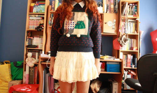 This is my outfit for the day!I will be wearing this to Kimbra tonight :D